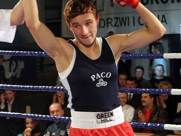 Karolina Michalczuk – jedyna polska nadzieja na medal w boksie (fot. PAP/EPA)