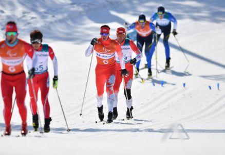 Paraolimpiada: 9. miejsce sztafety biegowej