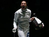 Elisa Di Francisca – indywidualna mistrzyni olimpijska we florecie (fot. Getty Images)