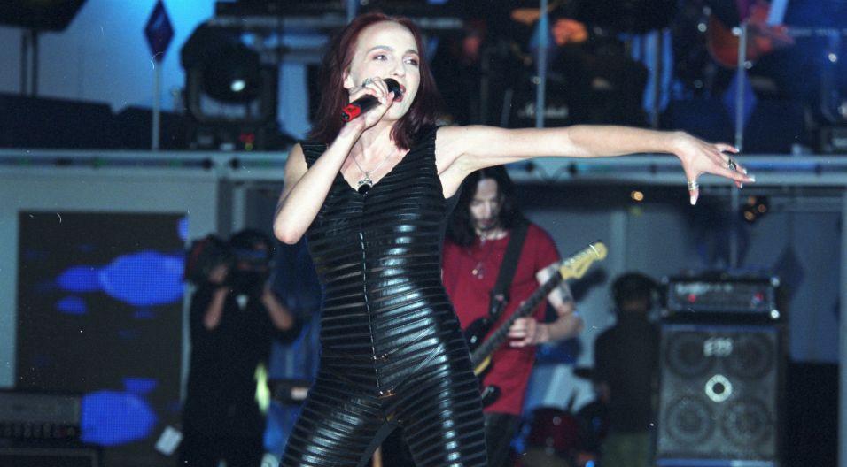 Muzycy ugruntowali swoją pozycję w panteonie polskiej muzyki w 2002 roku, gdy na deskach opolskiego amfiteatru zdobyli Nagrodę Publiczności w konkursie Premier (fot. TVP)