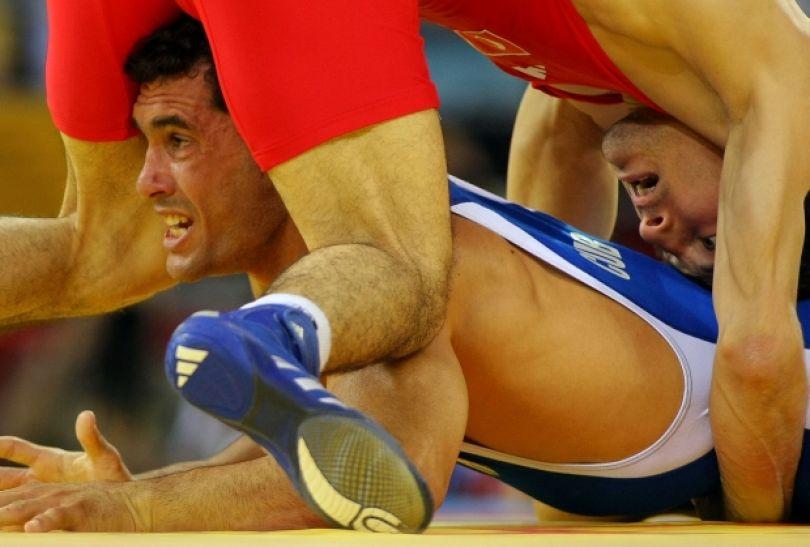 Soner Sucu i Roberto Monzon (fot. Getty Images)