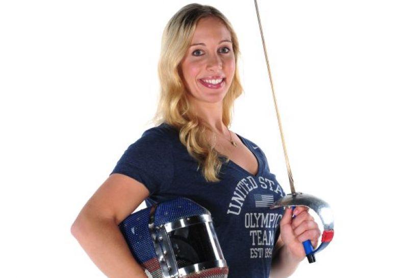 Mariel Zagunis – mistrzyni olimpijska w szabli (fot. Getty Images)