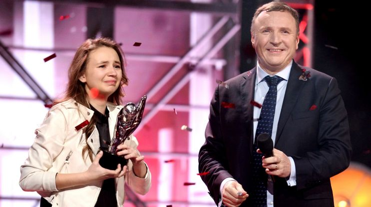 Ania Dąbrowska Najlepszym Głosem drugiej edycji!