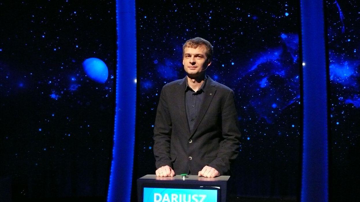 Dariusz Chomiczewski - zwycięzca 11 odcinka 102 edycji