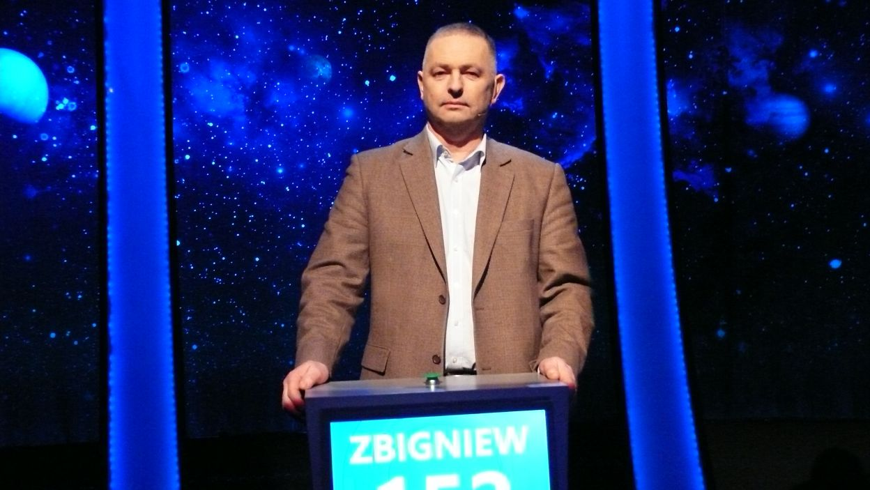 Zwycięzcą 10 odcinka 112 edycji został Pan Zbigniew Lewandowski