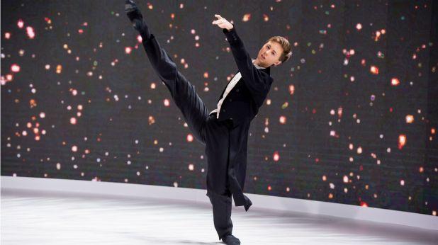 """Łukasz Bałoniak – """"Tańczący z Chopinem"""""""