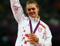 Sandra Perkovic z Chorwacji zdobyła złoty medal w finale rzutu dyskiem kobiet (fot. PAP/EPA)