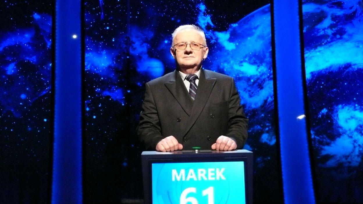 Marek Matyjasek - zwycięzca 13 odcinka 102 edycji