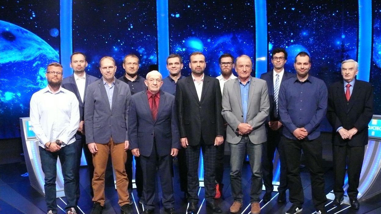 Zawodnicy Wielkiego Finału 114 edycji