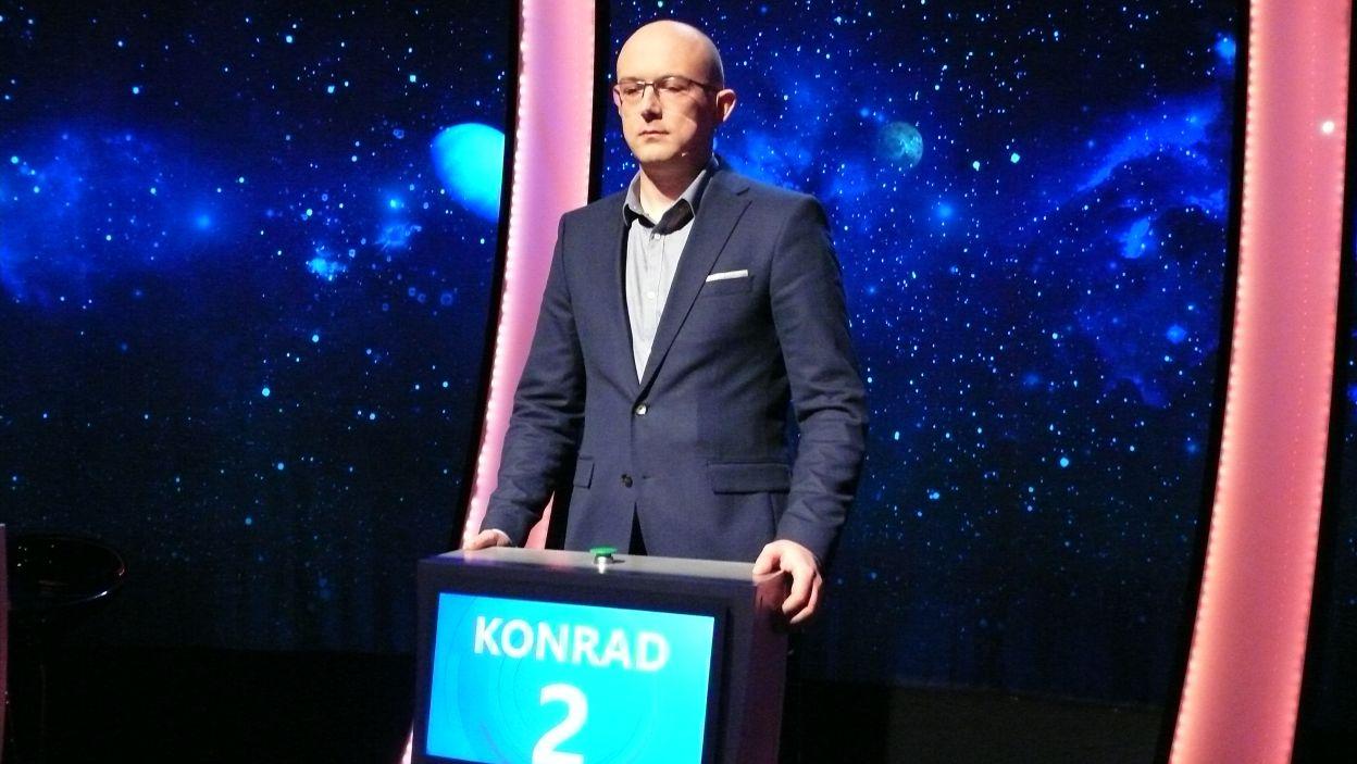 Konrad Komuda - zwycięzca 9 odcinka 103 edycji