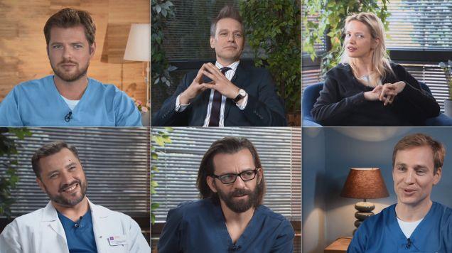 Wideo: Kulisy serialu