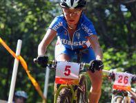 Brązowa medalistka Irina Kalentiewa (fot. Getty Images)