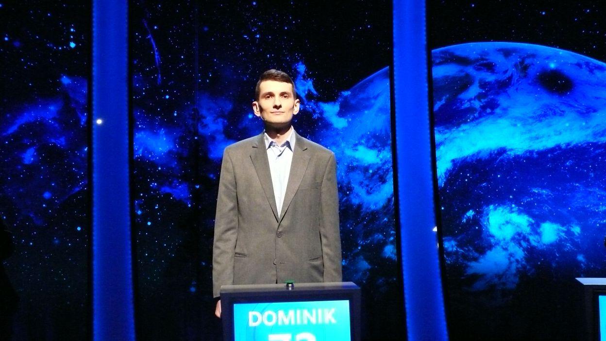 Dominik Starczewski - zwycięzca 8 odcinka 103 edycji
