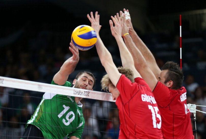 Tsvetan Sokolov w ataku (fot.Getty Images)