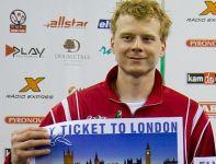 Adam Skrodzki wystartuje w turnieju indywidualnym w szabli (fot. PAP)
