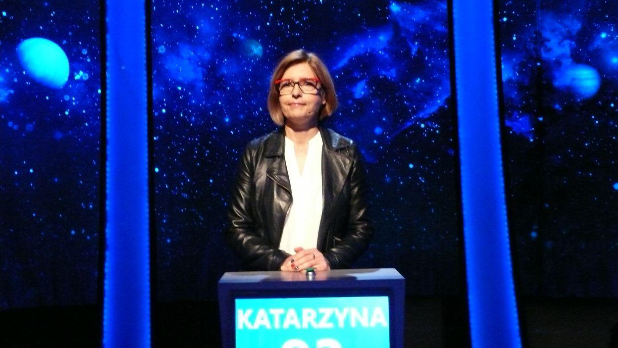 Pani Katarzyna Stępień wygrała 4 odcinek 116 edycji