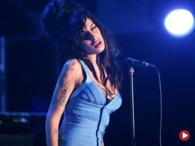 "Amy Winehouse. ""I Told You I Was Trouble"" – Live from London"
