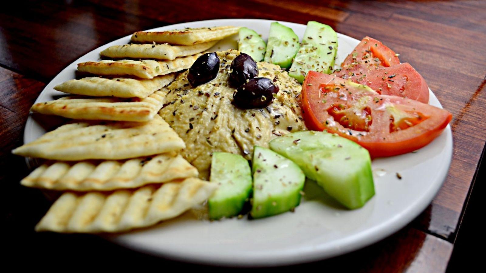 Słupski Tramwaj Kuchnia Libańska W Słupsku Dlaczego Nie