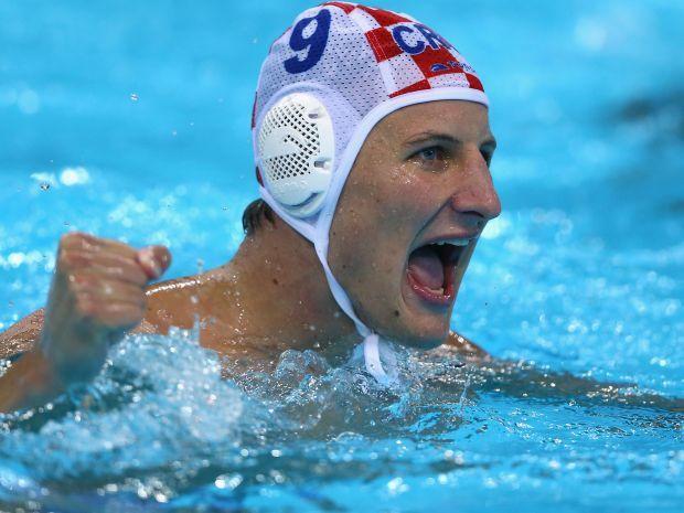 Chorwaci przegrali jedynie pierwszą kwartę (fot. Getty images)