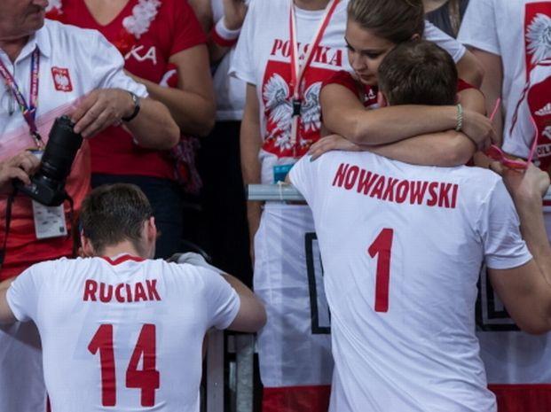 Polacy byli załamani formą Rosjan (fot. PAP/Adam Ciereszko)