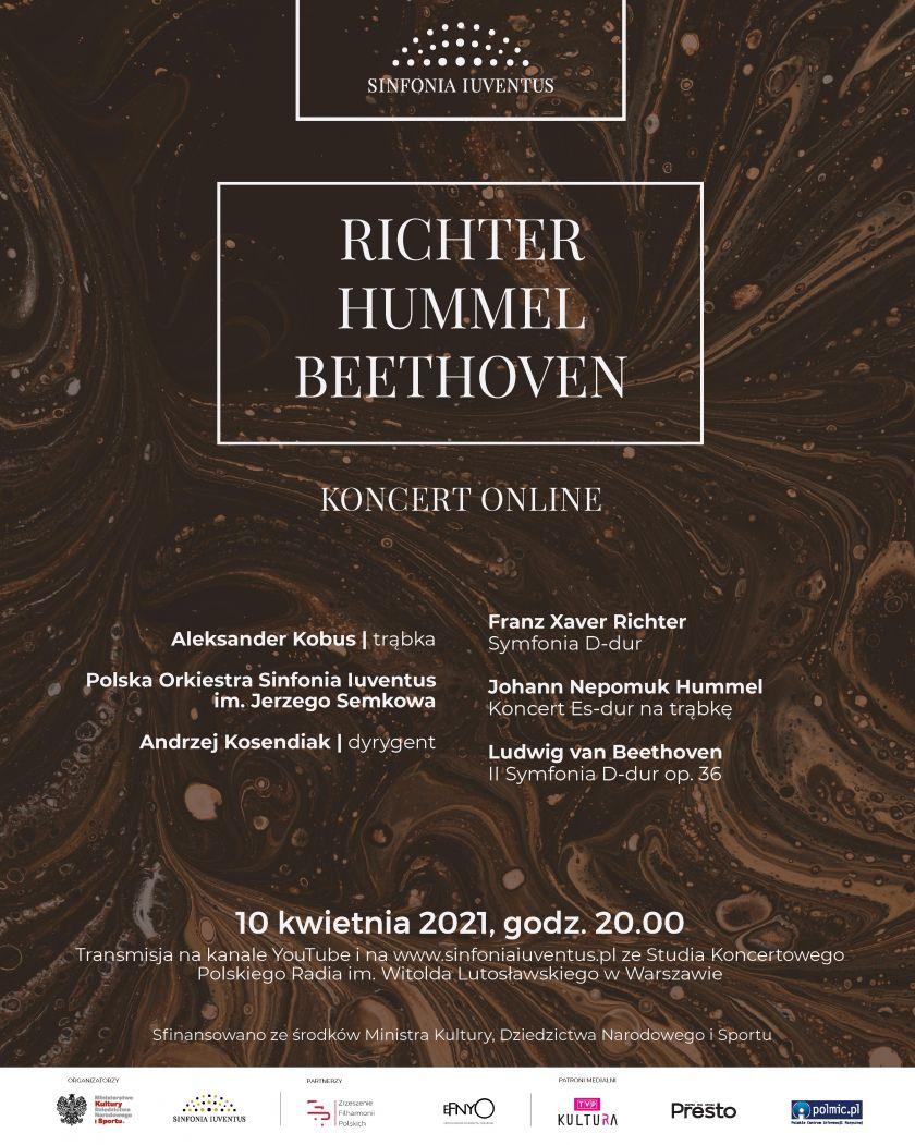 RICHTER | HUMMEL | BEETHOVEN
