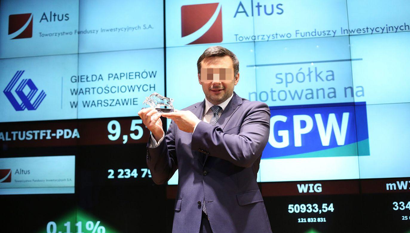 Wśród zatrzymanych jest Piotr O. (fot. arch. PAP/Leszek Szymański)