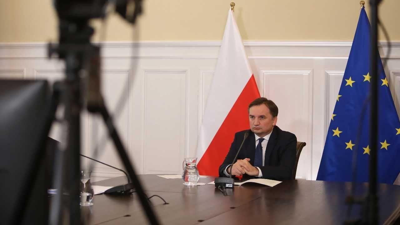 Minister sprawiedliwości Zbigniew Ziobro (fot. PAP/Leszek Szymański)