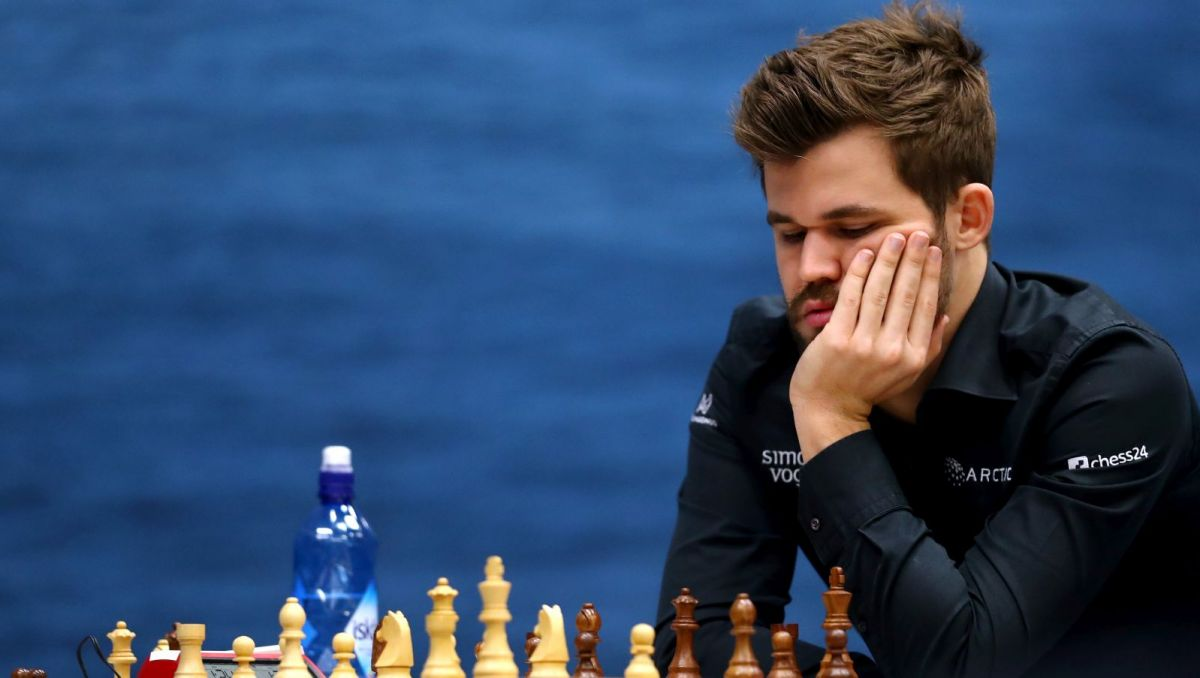 Magnus Carlsen liderem Memoriału Steinitza (sport.tvp.pl)