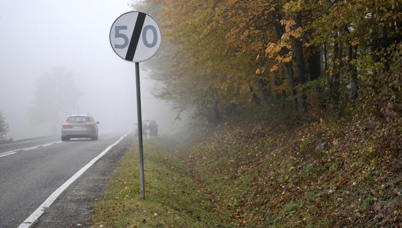 Wydano alerty dla pięciu województw (fot. PAP/Darek Delmanowicz, zdjęcie ilustracyjne)