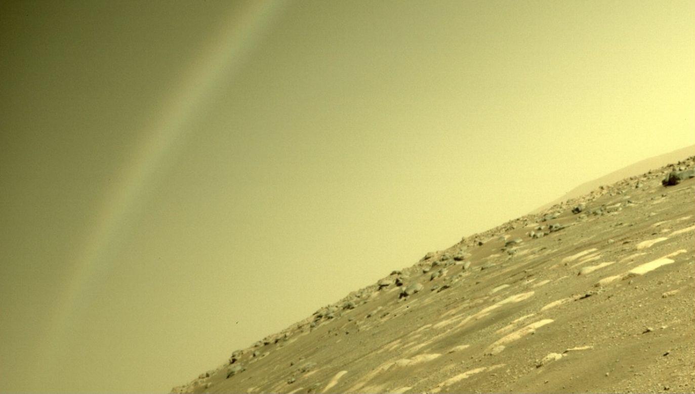 Naukowcy NASA wyjaśniają  (fot. NASA)