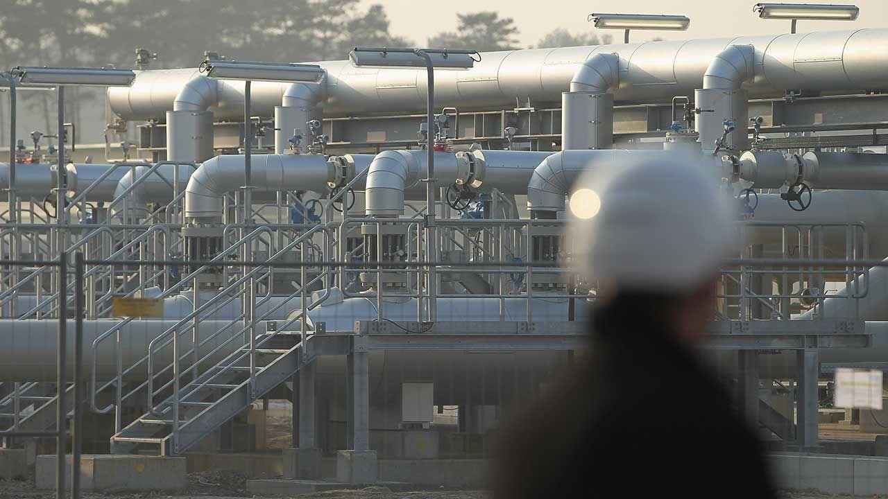 Gazprom szykuje w Europie zapasy gazu w liości ponad 11 mld m sześc. To próba nacisku na Ukrainę – mówi ekspert (fot. Sean Gallup/Getty Images)