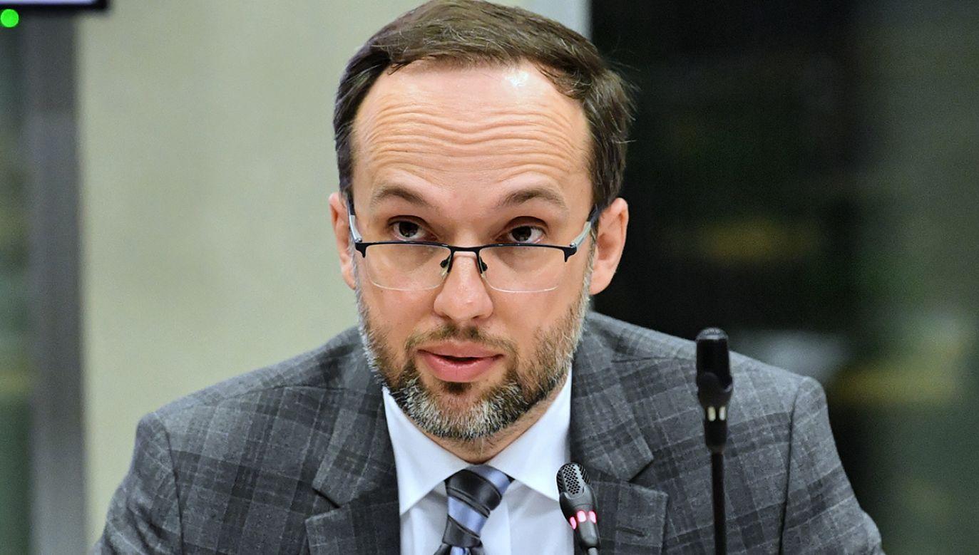 Mirosław Jasiński ma zostań ambasadorem RP w Czechach (fot. arch.PAP/Radek Pietruszka)