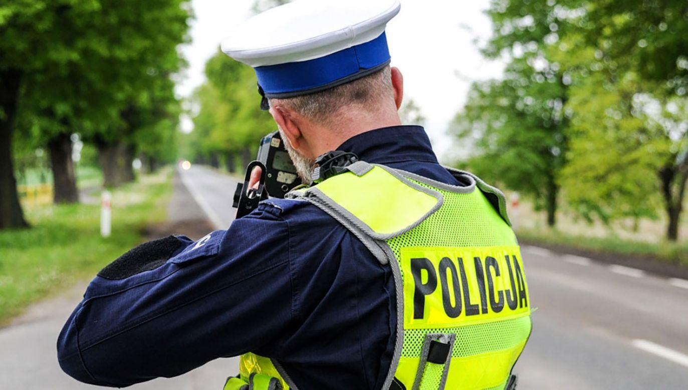 W związku z wypadkiem łącznie siedem osób zostało poszkodowanych (fot. policja.pl)
