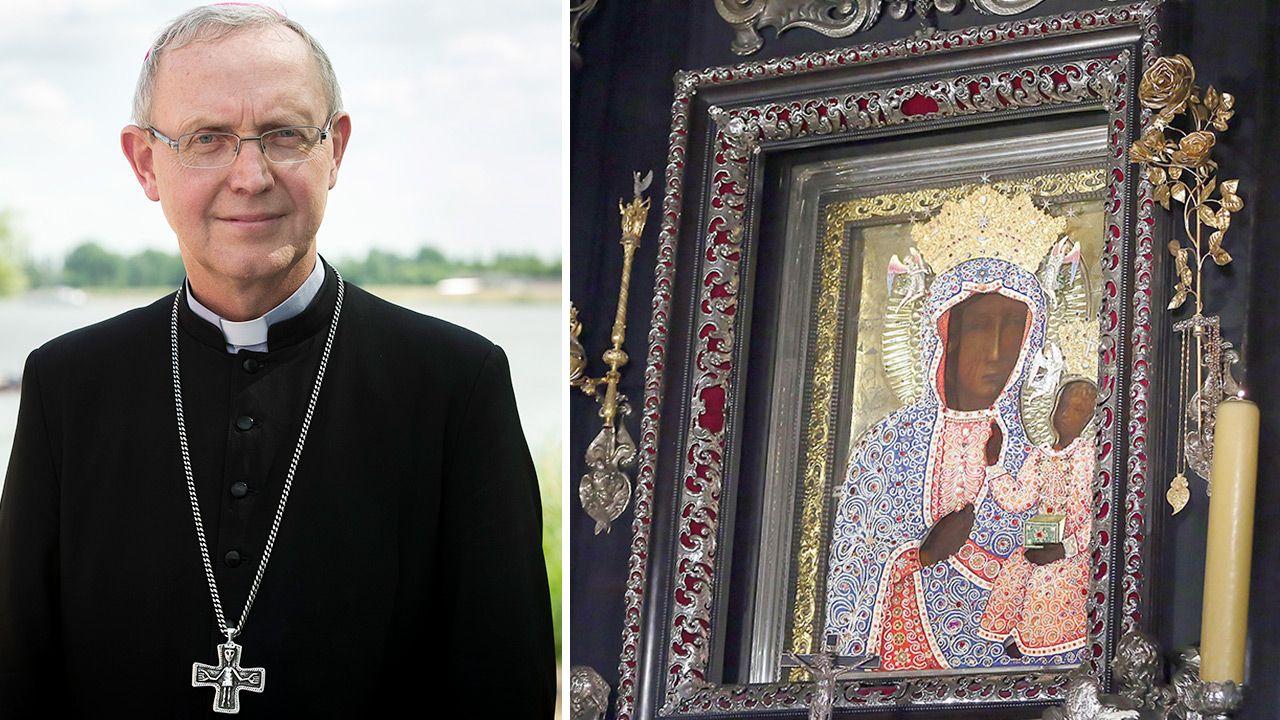 Biskupi uznają wyrok za działania przeciwko katolikom oraz czczonej przez nich Matce Bożej (fot. Forum; PAP/Waldemar Deska)
