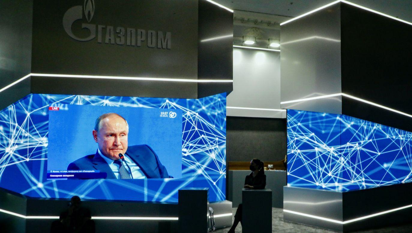 Władimir Putin (fot. PAP/EPA/SERGEI ILNITSKY)