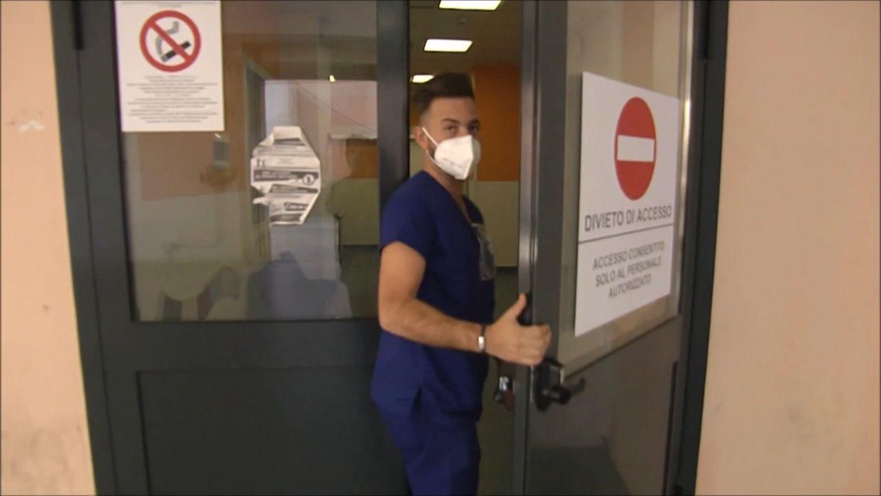 Rodzice przekazali organy zmarłej dziewczynki do transplantacji (fot. EBU/RAI)