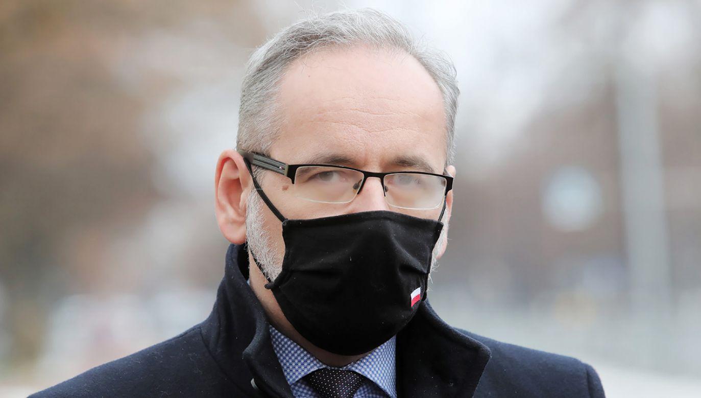 Do końca marca ma zostać zaszczepionych 3,1 mln Polaków (fot. PAP/Wojciech Olkuśnik)