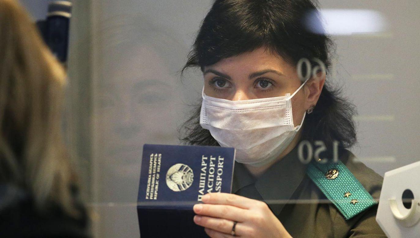 28 państw zostało wcześniej wykreślonych z listy, ale teraz na nią powróciło (fot. Natalia Fedosenko\TASS via Getty Images)