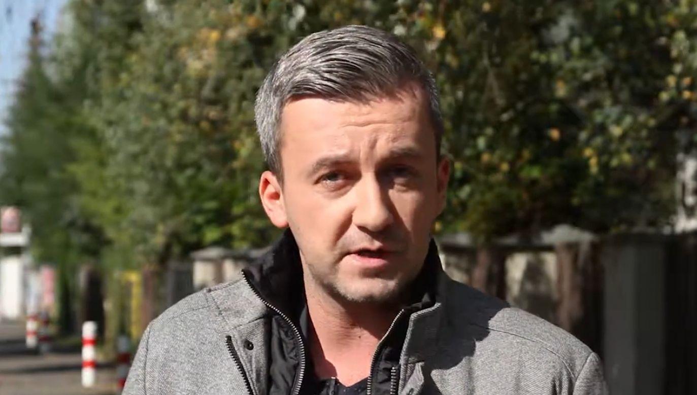 Krzysztof Skórzyński - TVN24 i