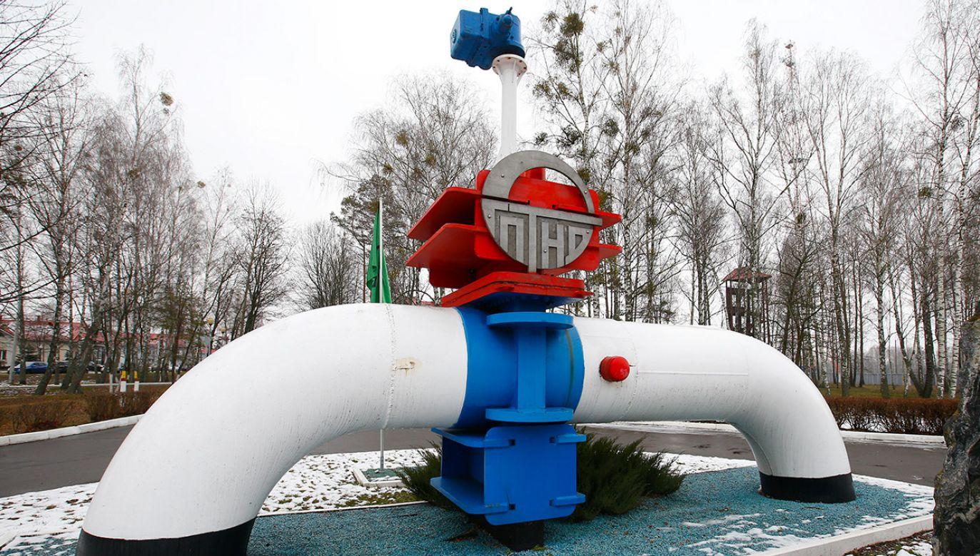 """Remont rurociągu """"Przyjaźń"""" na Białorusi nie powinien wpłynąć na dostawy ropy do Polski (fot. REUTERS/Vasily Fedosenko)"""