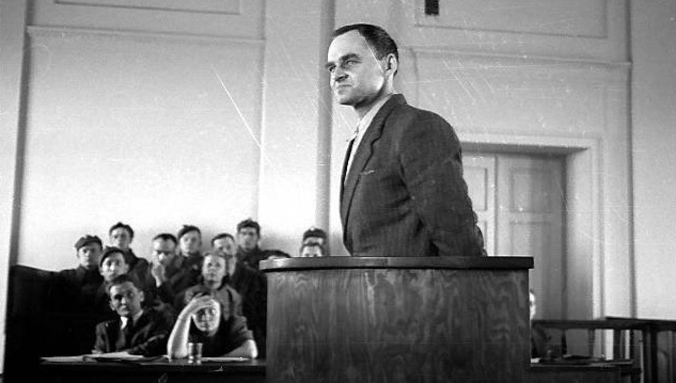 25 maja 1948 roku o godzinie 21.30, w więzieniu przy ulicy Rakowieckiej w Warszawie, rotmistrz Witold Pilecki został stracony strzałem w tył głowy (fot. wikimedia commons)