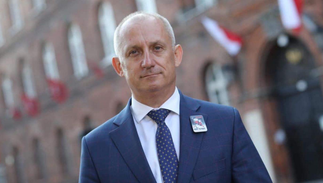 Sławomir Neumann (fot. facebook.com/slawekneumann)
