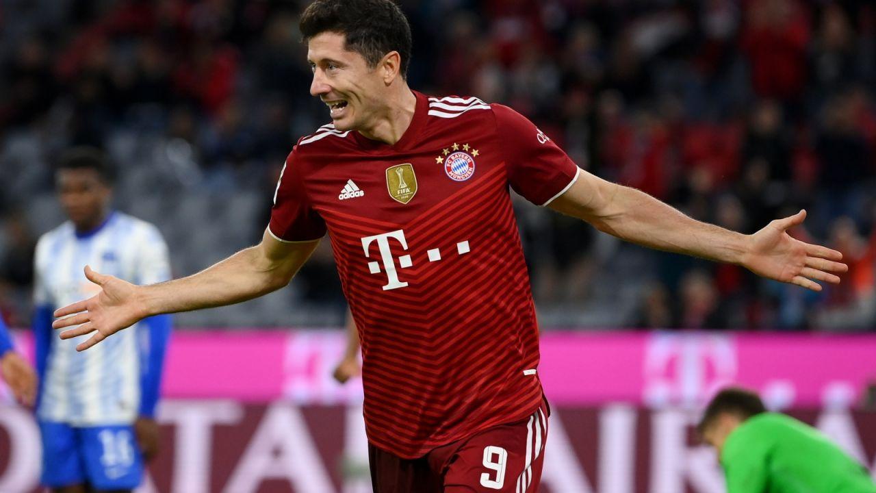 Liga Mistrzów 2021/22. FC Barcelona – Bayern Monachium. Gdzie oglądać? Relacja na żywo online w internecie (TVPSPORT.PL) (sport.tvp.pl)