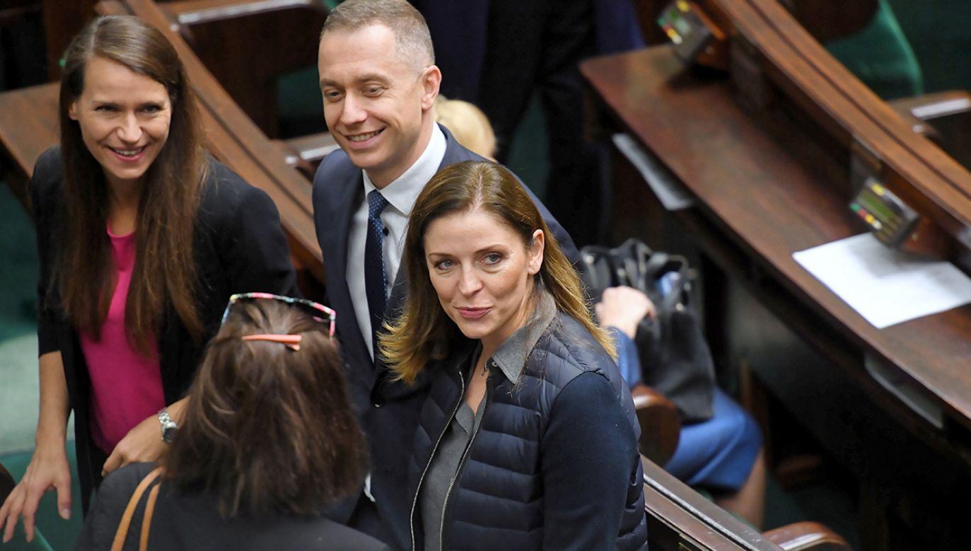 Koalicji Obywatelskiej udało się wprowadzić w tegorocznych wyborach 50 posłanek do Sejmu (fot. PAP/Piotr Nowak)