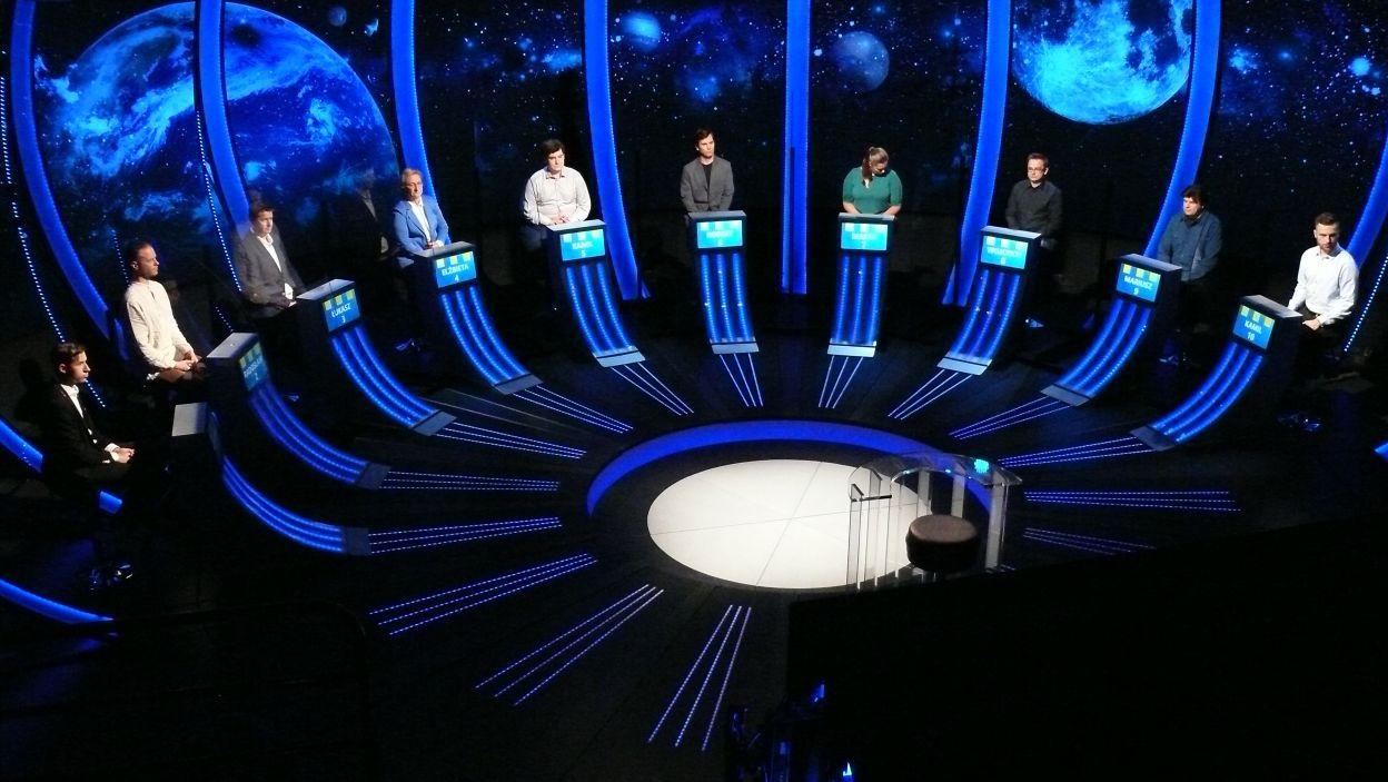 Zawodnicy 1 odcinka 119 edycji zajeli wylosowane stanowiska gry