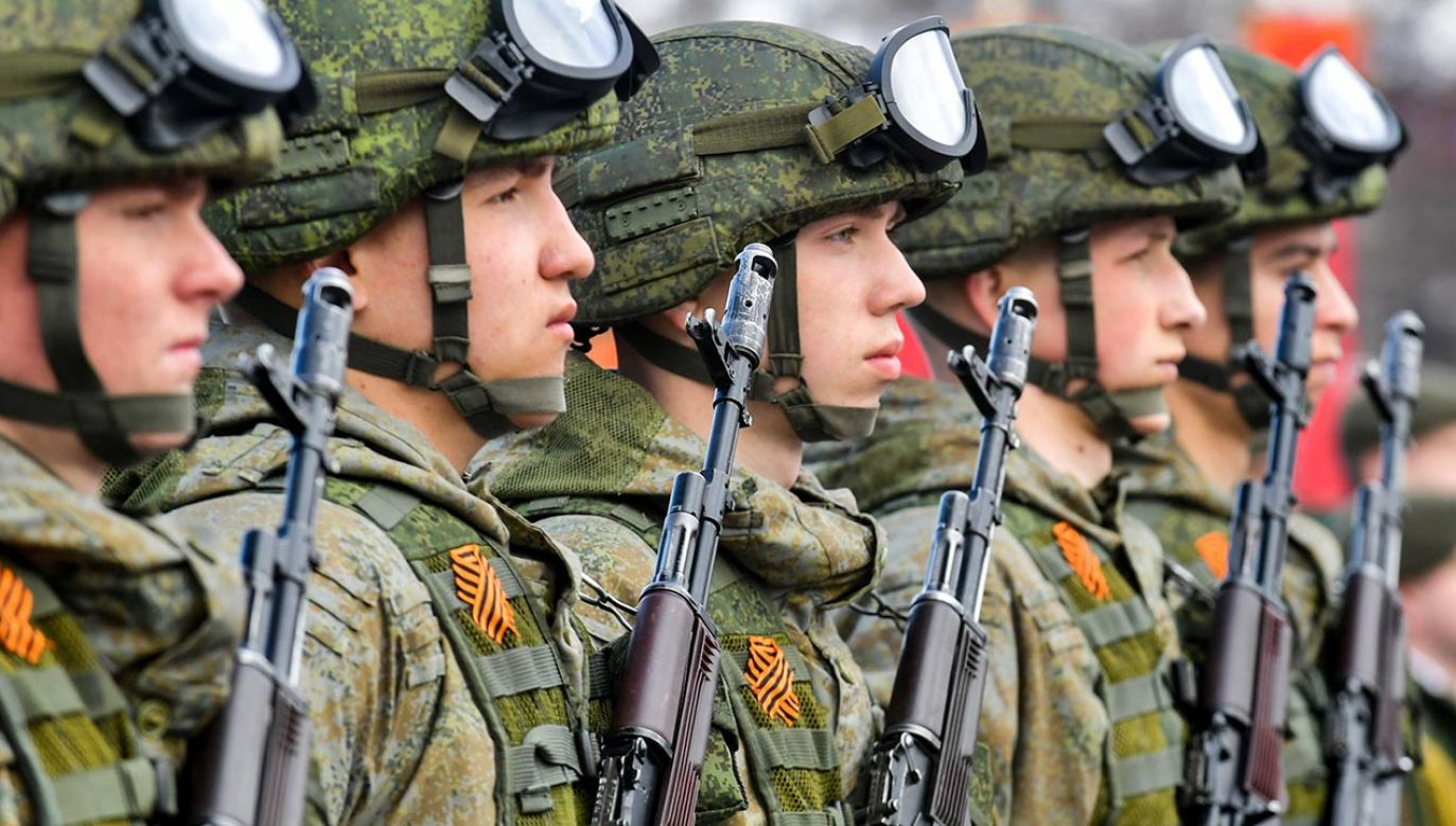 Dywizja ma osiągnąć pełną zdolność bojową jeszcze w tym roku (fot. Lev Fedoseyev\TASS via Getty Images)