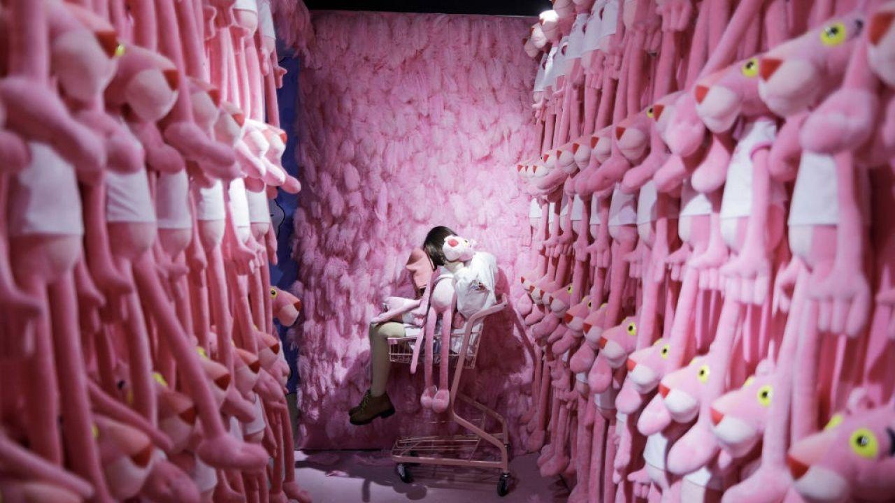 Popularność Różowej Pantery przetrwała ponad 50 lat (fot. VCG/VCG via Getty Images)