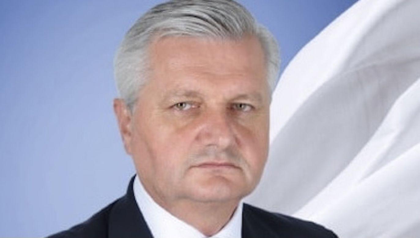 Sławomir Umiński, nowy burmistrz Ochoty (fot. Materiały prasowe)