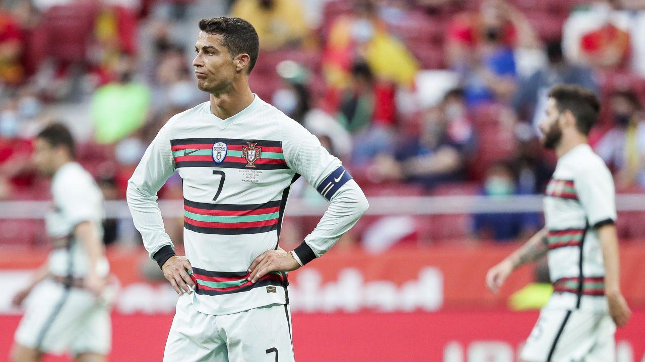 Cristiano Ronaldo (fot. Getty)