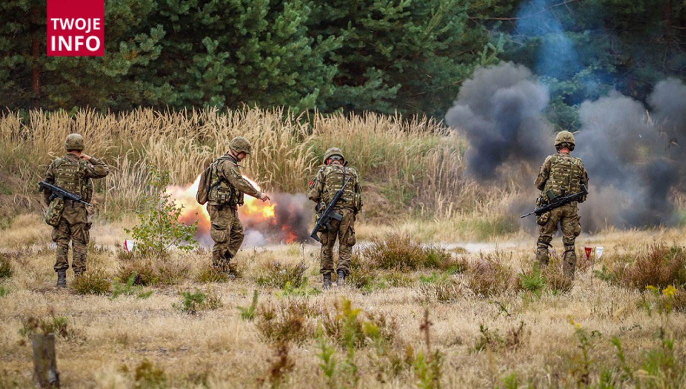 W 11. Małopolskiej Brygadzie Obrony Terytorialnej trwa intensywny rok szkoleniowy (fot. Twoje Info)